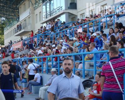 Фоторепортаж «ИНФОРМЕРа»: первый Кубок командующего Черноморским флотом по регби