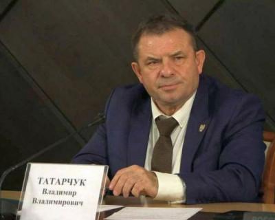 Татарчук ушёл в отставку