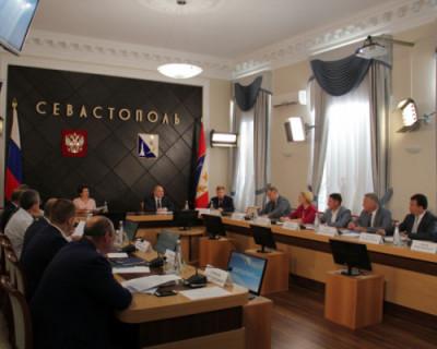 Врио губернатора Севастополя поручил оштрафовать нерадивых подрядчиков, срывающих стройки