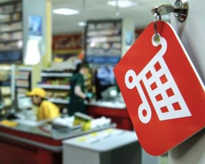 В супермаркетах Севастополя страшно оставлять в камерах хранения вещи