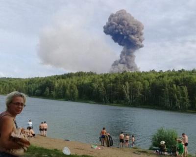 Взрывы и массовая эвакуация города: что случилось в  Красноярском крае (ВИДЕО)
