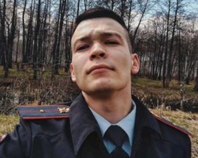 Российский полицейский транслировал свою смерть в прямом эфире в Instagram (ВИДЕО)