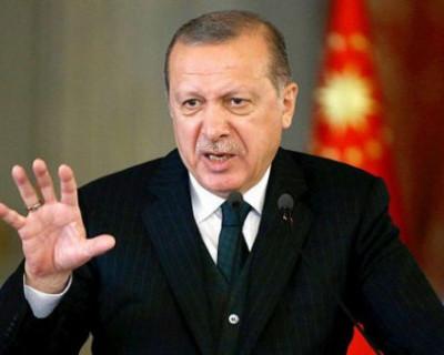 Эрдогану придется показать реальное отношение к Крыму на открытии Соборной мечети в Симферополе