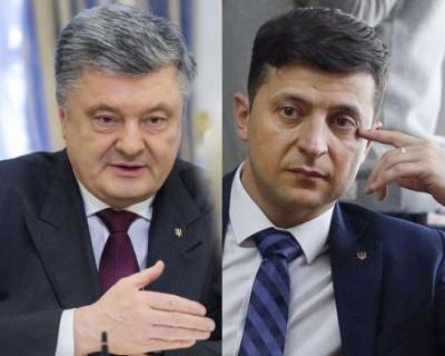 Разница заявлений Порошенко и Зеленского о Крыме