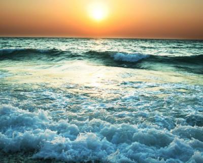 Вода у побережья Крыма стала холодней