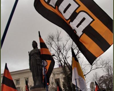 500 человек в Севастополе поддержали НОД. Кто-то даже записался ... (фото, видео)