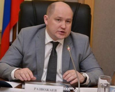 Развожаев не нашёл сайт правительства Севастополя, но настоятельно рекомендовал следить за его перепиской в соцсетях