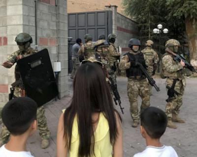 Как выглядит дом бывшего президента Киргизии после двух штурмов (ВИДЕО)