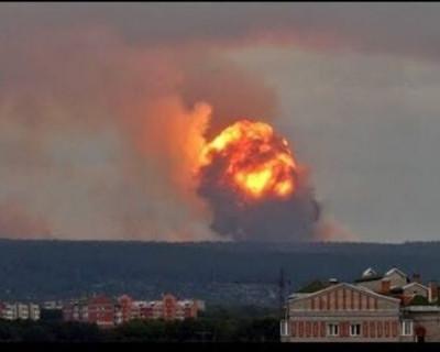 Пострадавшие при взрыве на военном полигоне получили большую дозу радиации