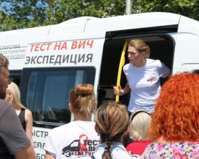 Севастополь занимает первое место в ЮФО по числу заболевших ВИЧ