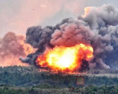 Новые подробности взрыва на российском военном полигоне в Архангельске