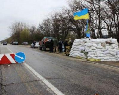 Параллельная реальность! На въездах в Киев ставят снайперов