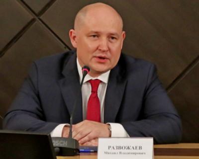 Поздравление врио губернатора Севастополя с Днем строителя