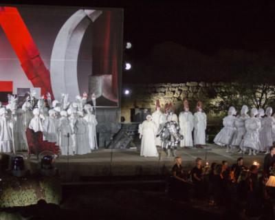 В Севастополе открывается III ежегодный Международный фестиваль оперы и балета