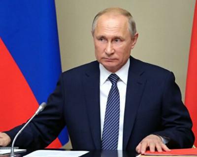 Владимир Путин поддержал строительство служебного жилья в Севастополе