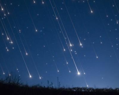 Сегодня ночью крымчане увидят звездопад Персеиды