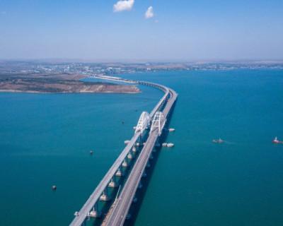 На Крымском мосту поставили очередной рекорд