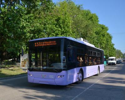 В Севастополе появится троллейбус с историческими экспозициями