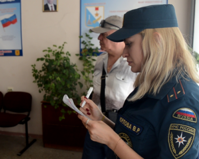 В Севастополе проверили избирательные участки