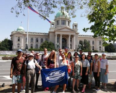 Сербские студенты приедут в Крым