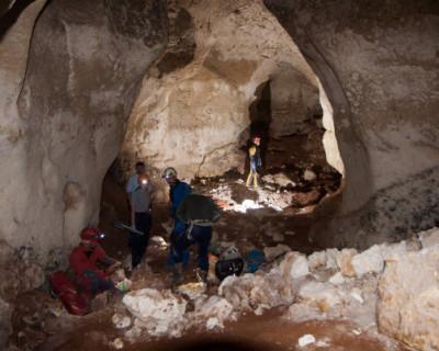 В крымской пещере нашли неизвестные микроорганизмы