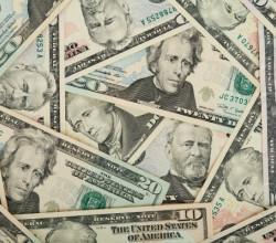 Доллар США пробил отметку в 67 рублей