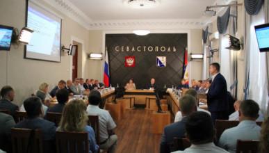 Врио губернатора Севастополя недоволен завышенными тарифами