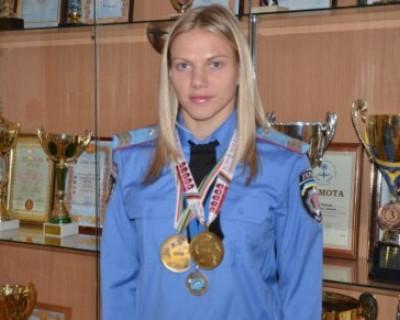 Владимир Путин предоставил гражданство России известной украинской спортсменке Анне Буряк