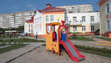 Детские садики в Крыму