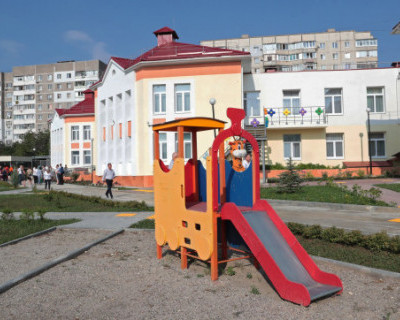 В Крыму до 2022 года не будет очередей в сады для детей от 3 до 7 лет