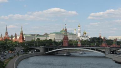В Кремле назвали абсурдными  разговоры о радиоактивном облаке