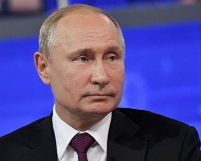 Путин включил главу Инкермана в Совет при президенте РФ