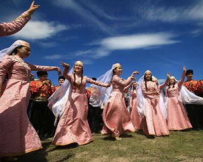 Крымские татары считают себя просто татарами