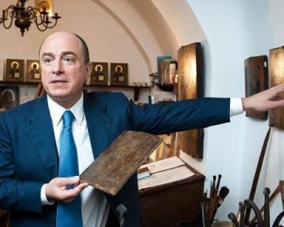 В Греции погиб известный российский меценат