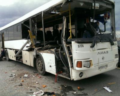 За полгода в России произошло около 3 тысяч ДТП по вине водителей автобусов