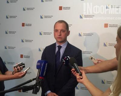 Глеб Шагун ушёл из правительства Севастополя