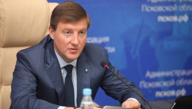 Генсек «Единой России» Андрей Турчак приехал в Севастополь