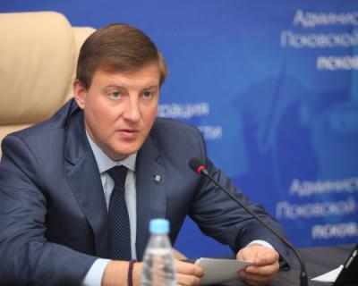 Генсек «Единой России» Андрей Турчак переехал в Севастополь?