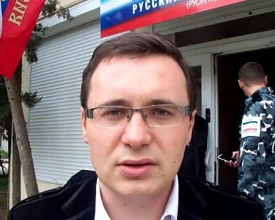 Антон Тицкий исключен из партийного списка «Единой России» в Заксобрание Севастополя