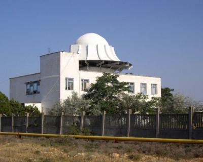 В Крыму восстановят Центр космической связи