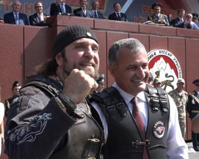 Александр Хирург поздравил с днем признания независимости Южной Осетии (ВИДЕО)