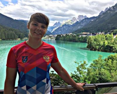Севастопольская спортсменка примет участие в Олимпийских играх в Токио