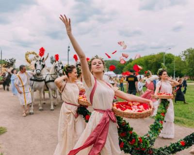 Античные истории и программа фестиваля в Севастополе