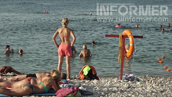 солдатский пляж Севастополь