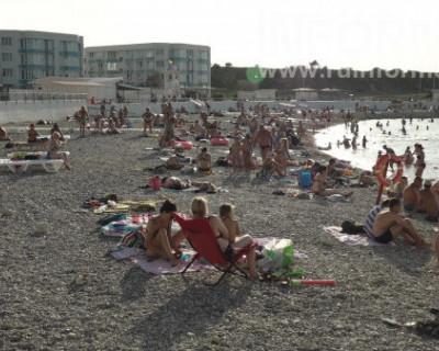 Курортный комплекс «Адмиральская лагуна» и лучший пляж в Севастополе от «ИнтерСтрой»