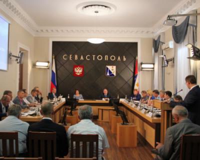 В Севастополе продлен особый противопожарный режим