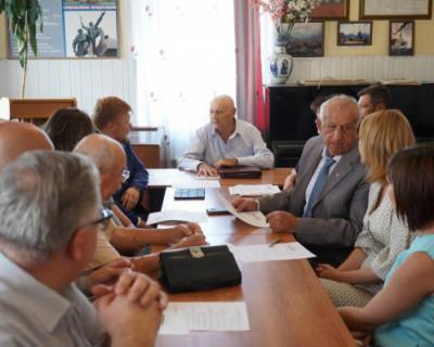 Медики Севастополя обсудили с ветеранами вопросы здравоохранения
