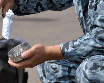 Полицейские Крыма задержали наркокурьера