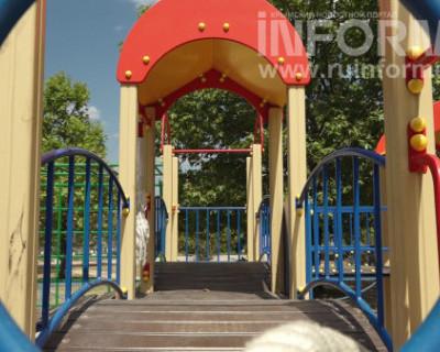 Очередная заслуга Александра Брыжака: на улице Жидилова появился детский спортивный комплекс (ФОТО, ВИДЕО)