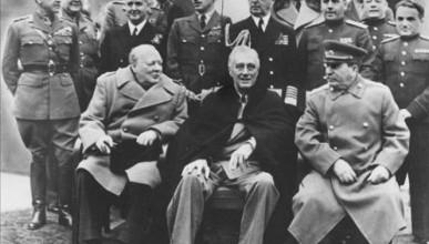 Ровно 70 лет назад началась Крымская (Ялтинская) конференция